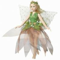 Buy cheap 9 Porcelain Fairy Doll from wholesalers