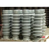 High Voltage Ceramic Insulators UNC Pitch Grey / Brown / White Color