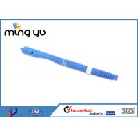 Buy cheap 48CM Length Plastic Collar Band / Light Blue Shirt Collar Support PVC Transparent from wholesalers