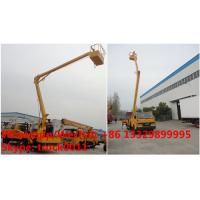 Buy cheap 2020s China JMC LHD 12-16m aerial working platform truck for sale, Factory sale good price JMC overhead working truck product