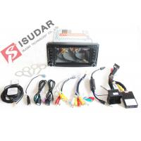Buy cheap Front USB Output VW Transporter Dvd Player , Volkswagen Touch Screen Multimedia Player from wholesalers