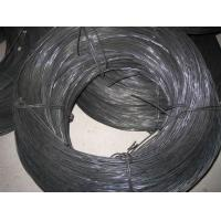 Buy cheap 2.0MM Wire Diameter Black Carbon Steel Wire Annealed Soft Binding For Tie Wire from wholesalers