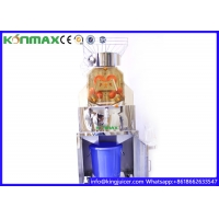Buy cheap 20kg Coffee Shop 370W Commercial Orange Juicer Machine from wholesalers