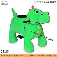 Buy cheap Kids Electric Battery Animal Cars Baby Tricycle 2016 Horse Riding Scooters for Sale from wholesalers