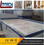 Buy cheap TM2480 pvc furniture cabinet door press machine from wholesalers