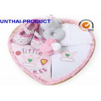 Buy cheap Customized Baby Clothes Gift Set Total 7 Packs With 100% Cotton Material from wholesalers