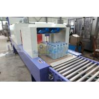 Buy cheap High Speed Shrink Packaging Equipment , PE Film Beverage Wrapping Machinery from wholesalers