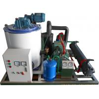 Buy cheap 2000kg/Day Ice Machine Flaker / Commercial Ice Making Machine Water Cooling from wholesalers