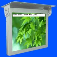 Buy cheap 19inch HD WIFI / 3G Bus Digital Signage , Antivibration Design Bus LCD Advertising Player from wholesalers