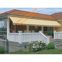 Buy cheap Outdoor Balcony Motorized  Remote Control Retractable Awnings from wholesalers