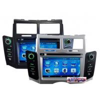 Buy cheap Car GPS Navigation for Toyota Yaris 2005-2011 Autoradio Headunit Stereo DVD Player System from wholesalers