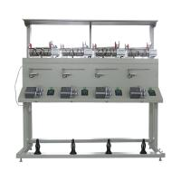 Buy cheap 280 Grooved Drum Automatic Cone Winding Machine High Tenacity Hank Large Package from wholesalers
