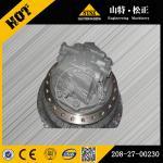 Buy cheap komatsu excavator PC400-6 final drive 208-27-00230 from wholesalers