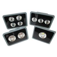 Buy cheap Ultra bright narrow beam angle LED Flood Lighting , led garden flood lights from wholesalers