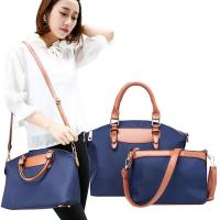 Buy cheap Women Fashion Handbags Tote Bag Shoulder Bag Top Handle Satchel Purse Set 2pcs from wholesalers