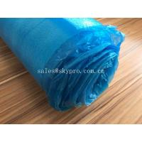 Buy cheap Blue High Absorbent EPE Foam Sheet OEM Silent Flooring Underlay PE Film Laminating Floor from wholesalers