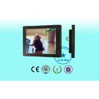 Buy cheap Wall Mount Bus Digital Signage Display For Advertising , LCD Advertising player from wholesalers