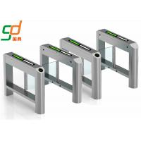 Buy cheap Outdoor IP54 Automatic Commercial Swing Barrier Gate System,RFID Turnstiles from wholesalers