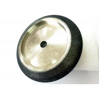 Buy cheap Electroplated Cubic Boron Nitride   Grinding Wheels With Nickel Coated No Need Dressing can sharp at least 5,000 meters from wholesalers