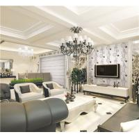 Buy cheap 0.7m width Top quality waterproof mould proof  PVC vinyl wallpaper from wholesalers