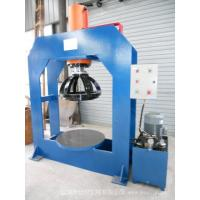 Buy cheap Forklift solid tire press machine-120TON from wholesalers