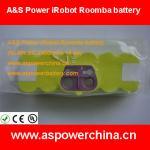 Buy cheap 14.4V 3500mAh Ni-MH Irobot Roomba Battery from wholesalers