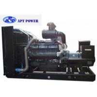 Buy cheap SDEC Brand Electric Industrial Diesel Generators Set 500kVA Standby Output from wholesalers