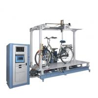 Buy cheap PC Control Micro Computer Automatic Compression Bicycle Bike System Durability Dynamic Braking Road Performance Tester from wholesalers