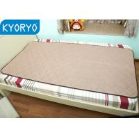 Buy cheap Safety And Healthy Sleeping Warm Body Mat / Warming Body Mattress Pad For Cold Night from wholesalers
