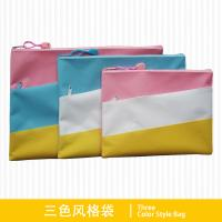 Buy cheap Three Color Style Bag from wholesalers