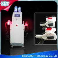 Buy cheap Vertical Cool Sculpting Fat Freezing Equipment . Cryolipolysis Lipo Laser Fat Removal from wholesalers