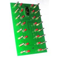 Buy cheap Bright Green 3 Layer 1oz Copper Led Printed Circuit Board For Market , Advertisement from wholesalers