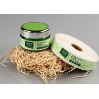 Buy cheap OEM & ODM Custom Self Adhesive Labels Cosmetic Sticker  For Plastic Jar from wholesalers