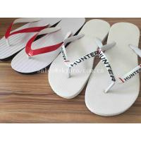 Buy cheap Lightweight Molded Rubber Products Rubber Spa Slippers Heat Transfer Printing from wholesalers