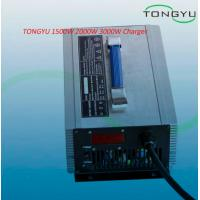 Buy cheap 36V Lithium Ion Battery Chargers , 1500W 2000W 3000W Electric Bike Lifepo4 Battery from wholesalers