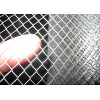 Buy cheap Mini Expanded Metal Mesh Thickness 0.8mm Punching Sliver ISO9001 approval from wholesalers