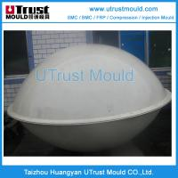 Buy cheap Press mold biogas plant methane steel mould mould maker in China from wholesalers