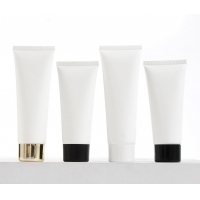 Buy cheap Round 150ml 200ml Sunscreen Cosmetic Squeeze Tubes product