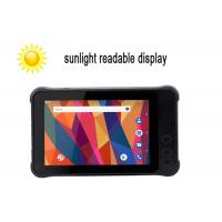 Buy cheap Water Resistant Rugged Sunlight Readable Tablet With MTK Quad Core Android 8.1 O.S from wholesalers