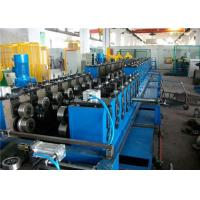 Heavy Duty Cable Tray Roll Forming Machine 400H Steel 8-15m/min Gearbox Driver