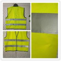 Buy cheap Sleeveless Uniform Work Clothes For Traffic Police / Sanitation Worker product