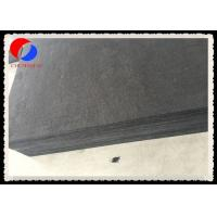 25MM Thickness Graphite Insulation Board , Carbon Graphite Sheet For Furnaces