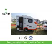 Buy cheap Customized Lightweight Camping Trailers With Independent Suspension Lifted Stage from wholesalers