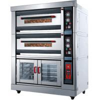 Buy cheap Professional Commercial Baking Ovens , Commercial Kitchen Ovens Big Chamber Space from wholesalers