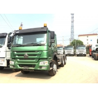 Buy cheap Heavy 10 Wheeler Sinotruck Howo 371 6x4 Tractor Truck from wholesalers