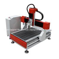 Buy cheap Small Desktop 6090 CNC Router with 600*900mm working area from wholesalers