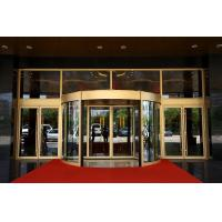 luxurious building entrance automatic curved sliding door 1990 F150 1990 F250 Lifted