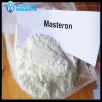 Buy cheap Raw Masteron Propionate / Dromostanolone Propionate for Muscle Gains , 521-12-0 from wholesalers
