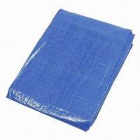 Buy cheap Tarpaulin, Made of PE, Anti-UV product