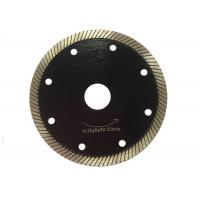 Buy cheap Turbo Type Diamond Tile Saw Blade Tile Blade For Grinder 7-8mm Segment Height from wholesalers